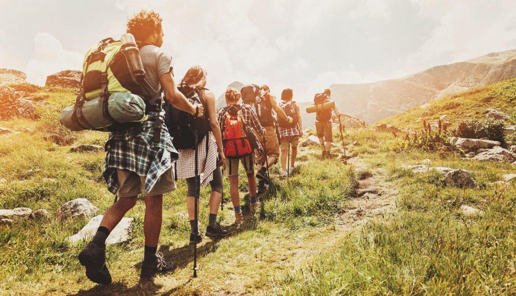 Pimonte trekking holiday